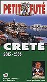 echange, troc Dominique Auzias, Jean-Paul Labourdette, Collectif - Le Petit Futé Crète