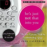 He's Just Not That Into You 2006 Calendar
