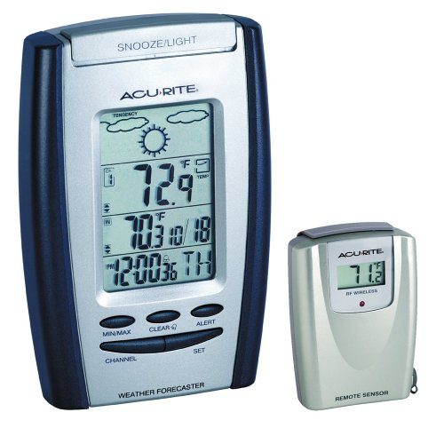 Chaney Instrument Wireless Weather Forecasting Station with Remote