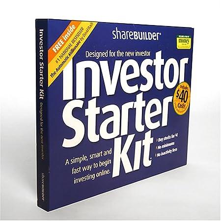 ShareBuilder Deluxe Investor Starter Kit
