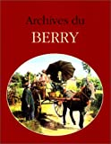 echange, troc Jacques Borgé - Archives du Berry