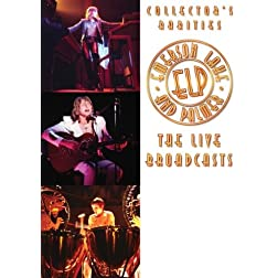 Emerson Lake and Palmer The Live Broadcasts