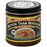 Better Than Bouillon No Chicken Base 8oz