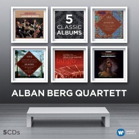 Alban Berg Quartett - 5 Classic Albums [5CD Boxset]