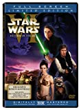 Star Wars Episode VI: Return of the Jedi (Two-Disc Full Screen Enhanced and Theatrical Editions)
