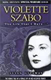 img - for Violette Szabo (Naval Institute Special Warfare Series) book / textbook / text book