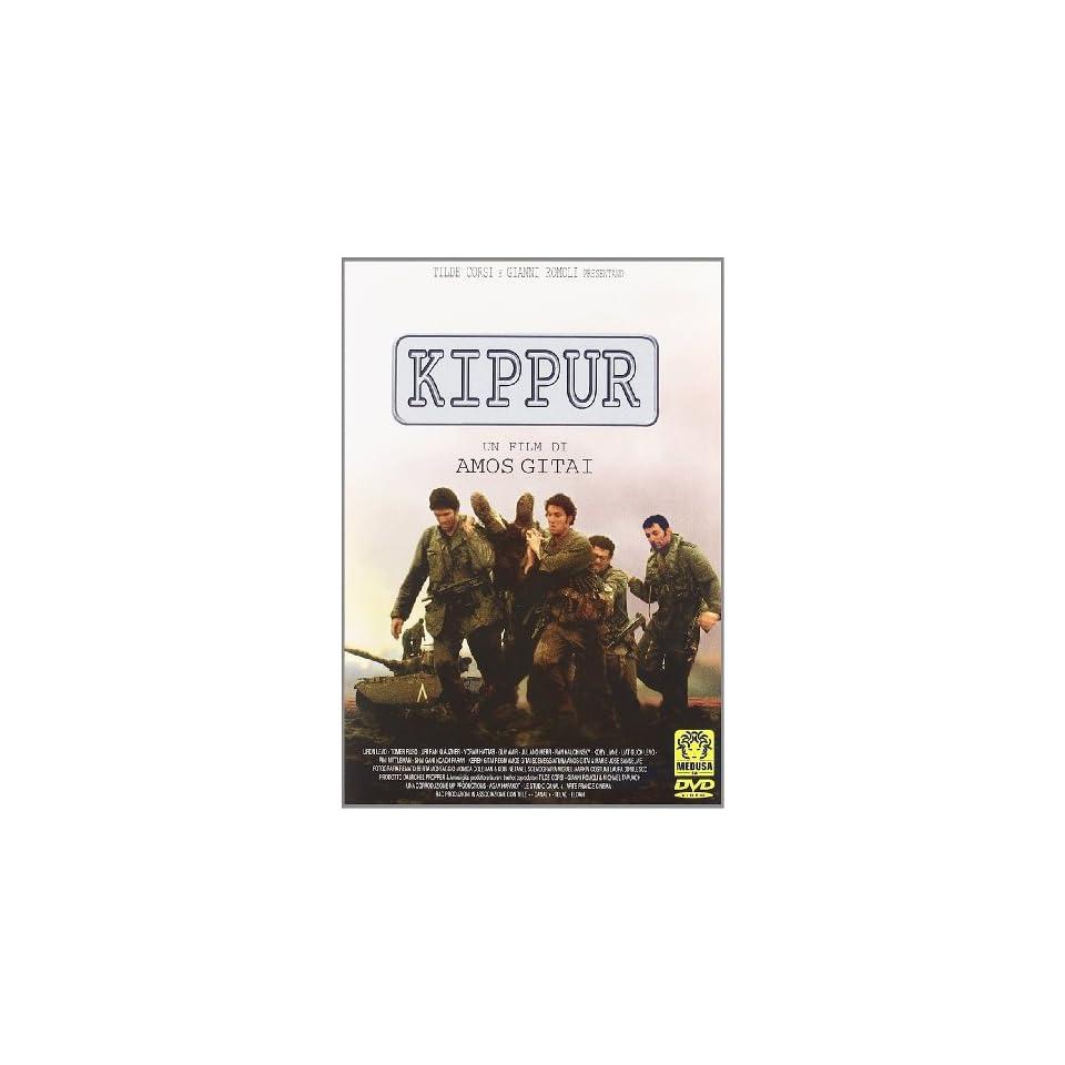 Kippur ( Kippour ) [ NON USA FORMAT, PAL, Reg.2 Import   Italy ]