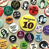 echange, troc Supergrass, Tony Hoffer - Supergrass Is 10 : The Best Of 94-04