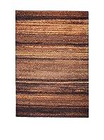 Tapis a Porter Alfombra Modern Marrón/Multicolor 120 x 170 cm