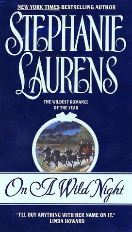 On a Wild Night (Cynster Novels), Stephanie Laurens