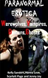 img - for Paranormal Erotica (11 Hot Stories) book / textbook / text book