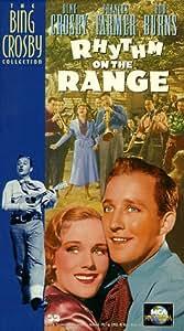 Amazon.com: Rhythm on the Range [VHS]: Bing Crosby