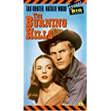 The Burning Hills [VHS]by Tab Hunter