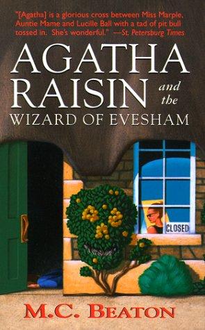 Image for Agatha Raisin and the Wizard of Evesham (An Agatha Raisin Mystery)