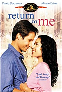 "Cover of ""Return to Me"""