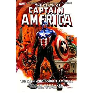 Download The Death of Captain America, Vol. 3: The Man Who Bought America ebook