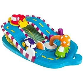 Sassy Car Wash Bath Toy