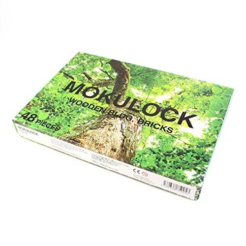 モクロック 48ピース (もくロック、MOKULOCK)