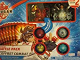 51P1Jv29MYL. SL160  Bakugan Battle Pack New Vestroia Season 2 (Styles and Colors May Vary Reviews