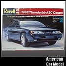 92 Ford Thunderbird SC Coupe 1992 フォード サンダーバード クーペ Revell 7492 1:25スケール プラモデル [並行輸入品]