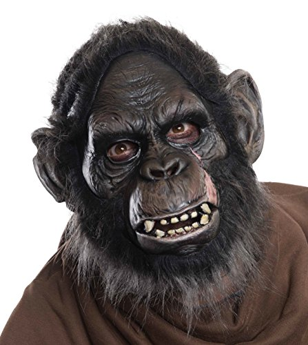 Rubie's Costume Men's Dawn Of The Planet Of The Apes Adult Deluxe Koba Mask