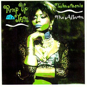 Pump Up the Jam The Album by Technotronic