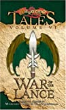 The War of the Lance: Tales, Volume VI