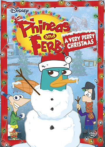 Disney Phineas & Ferb: A Very Perry Christmas