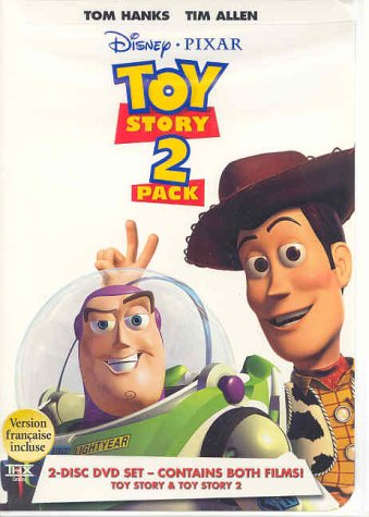 Toy Story 1 and 2 box set