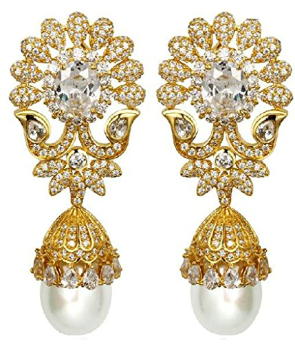 beydodo-alloy-gold-plated-womens-drop-earrings-flowers-and-lamps-shape-pearl-pendant-cubic-zirconia-