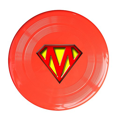 SAXON13CAP Funny Brave Super Mom 150g Red Toys Flying Disc