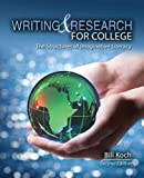 img - for Writing and Research for College: The Structures of Imaginative Literacy book / textbook / text book