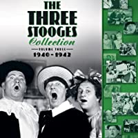 The Three Stooges Collection: 1940-1942