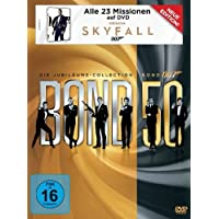 James Bond 007: Bond 50 - Die Jubil�ums-Collection (23 Discs)
