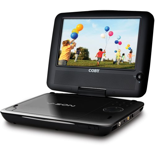 Coby TFDVD1029 10 Inch Portable DVD Player
