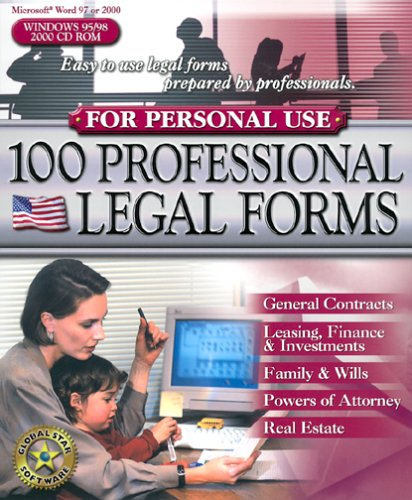100 Prof Legal Forms - Personal