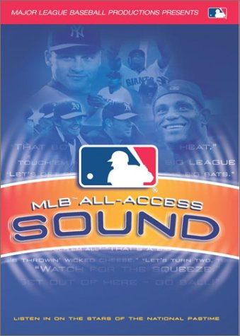 Cover art for  MLB - All Access Sound