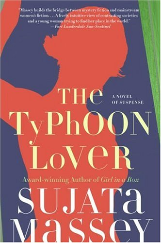 Image for The Typhoon Lover (Rei Shimura Mysteries)