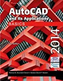 img - for AutoCAD and Its Applications Basics 2014 book / textbook / text book