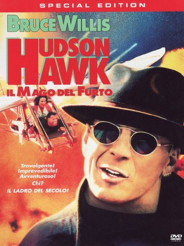 Hudson Hawk - Il mago del furto (special edition) [IT Import]