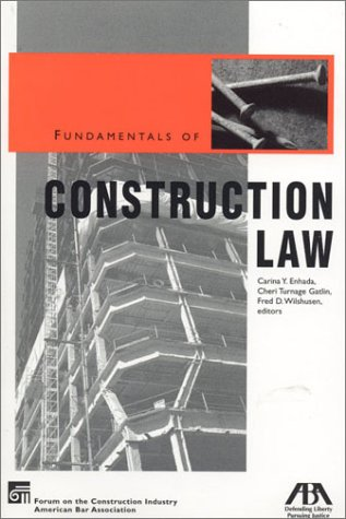 Fundamentals of Construction Law
