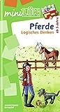 miniLÜK: Pferde Logisches Denken: Elementares Lernen für Kinder ab 5