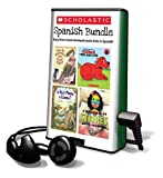 img - for Scholastic Spanish Bundle: How Do Dinosaurs Say Goodnight?/Clifford, the Big Red Dog/Is Your Mama a Llama?/A Bad Case of Stripes (Spanish Edition) book / textbook / text book