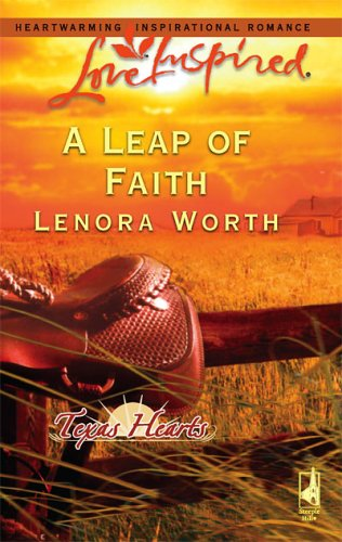 A Leap Of Faith (Love Inspired), LENORA WORTH
