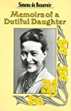Memoirs of a Dutiful Daughter (0060903511) by De Beauvoir, Simone