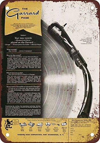 1958-garrard-giradischi-stile-vintage-riproduzione-in-metallo-tin-sign-203-x-305-cm