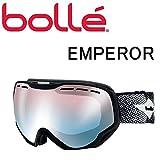 BOLLE(ボレー) bolle スノーゴーグル ボレー エンペラー/Shiny Black Cross モジュレーターライトコントロール 調光レンズ A03122(15-16 15/16 2016) ボレー ゴーグル