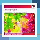 Vivaldi: Die vier Jahreszeiten / Fl�tenkonzerte op. 10 Nr. 1-3