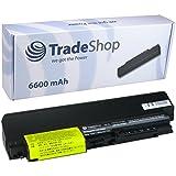 """Hochleistungs Laptop Notebook AKKU 6600mAh ersetzt IBM 41-U-3198 42-T-5229 42-T-5230 42-T-5262 42-T-5263 41U3197 41U3198 42T5229 für IBM Lenovo ThinkPad 14.1"""" Zoll widescreen R61 R61i T61 R400 T400"""