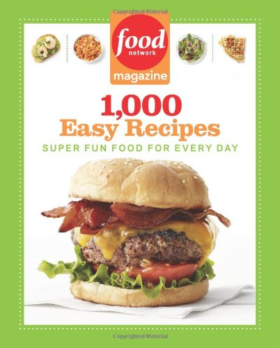 Food Network Magazine 1,000